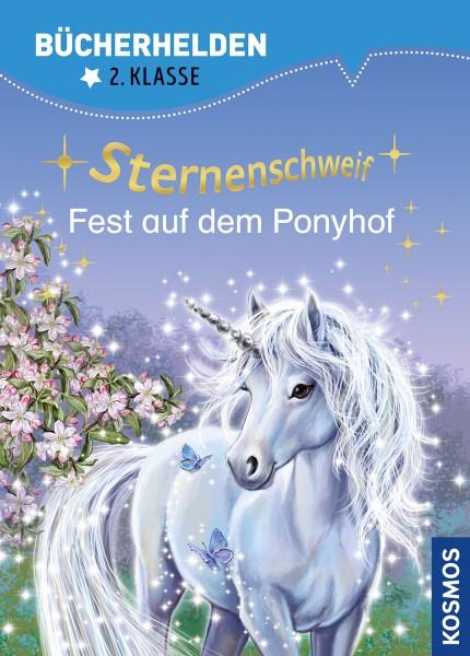 Sternenschweif Büchernhelden Fest auf dem Ponyhof